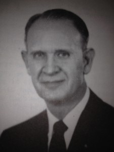 Fred L. Mitchell, Sr. D.O., F.A.O.A.O. 1907-1974, founder fo Muscle Energy Technique